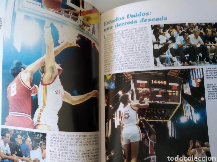 Coleccionismo deportivo: LIBRO PLATA OLIMPIADAS LOS ANGELES 84 - Foto 38 - 209831928
