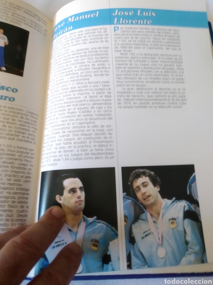 Coleccionismo deportivo: LIBRO PLATA OLIMPIADAS LOS ANGELES 84 - Foto 40 - 209831928