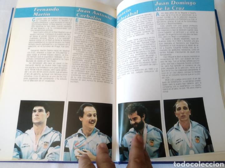 Coleccionismo deportivo: LIBRO PLATA OLIMPIADAS LOS ANGELES 84 - Foto 41 - 209831928