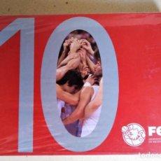 Coleccionismo deportivo: FEB 10 NUEVO SIN ABRIR. Lote 213521560