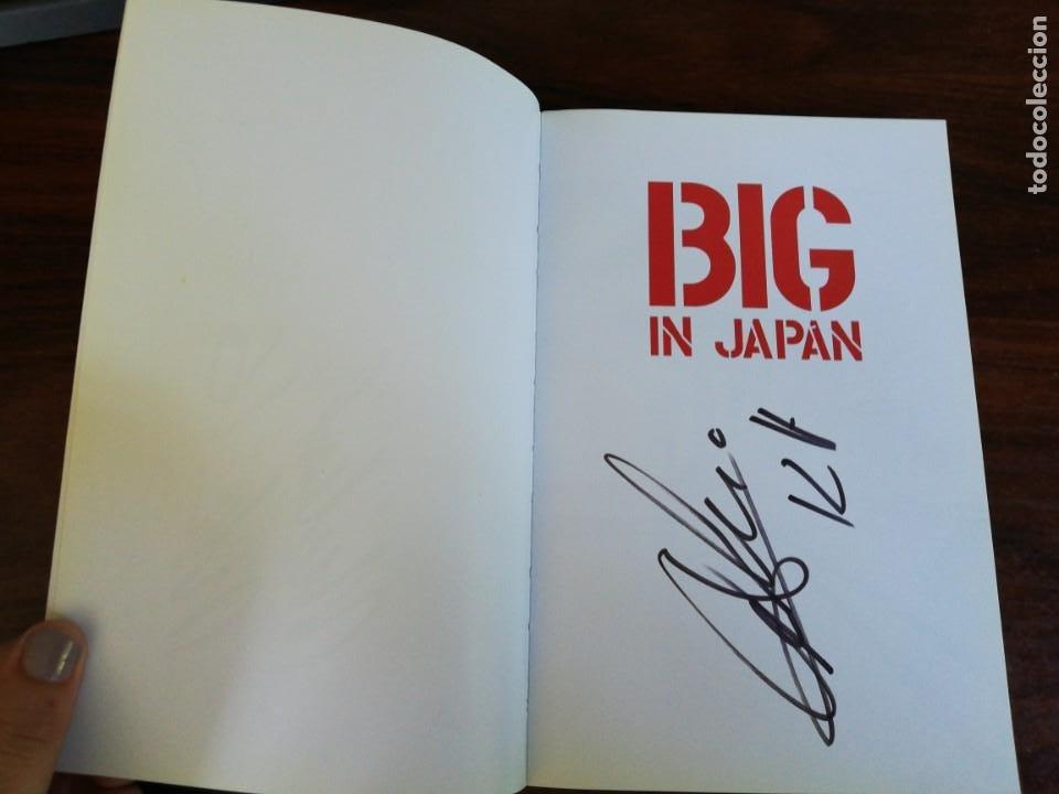 Coleccionismo deportivo: BIG IN JAPAN. L.F. CAMPUZANO - ADAPTACIÓN GRÁFICA DEL ÉXITO DEL BALONCESTO ESPAÑOL MUNDIAL 2006. - Foto 3 - 215084935