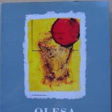 Coleccionismo deportivo: OLESA I EL BÀSQUET. UNA HISTÒRIA DE 60 ANYS. Lote 217035052
