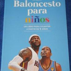 Coleccionismo deportivo: BALONCESTO PARA NIÑOS - IVAN LIBREROS - JC CLEMENTINE (2018). Lote 218058133
