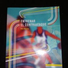 Coleccionismo deportivo: ENTRENAR EL CONTRAATAQUE - BOB MURREY - BALONCESTO - EDITORIAL PAIDOTRIBO. Lote 218740393
