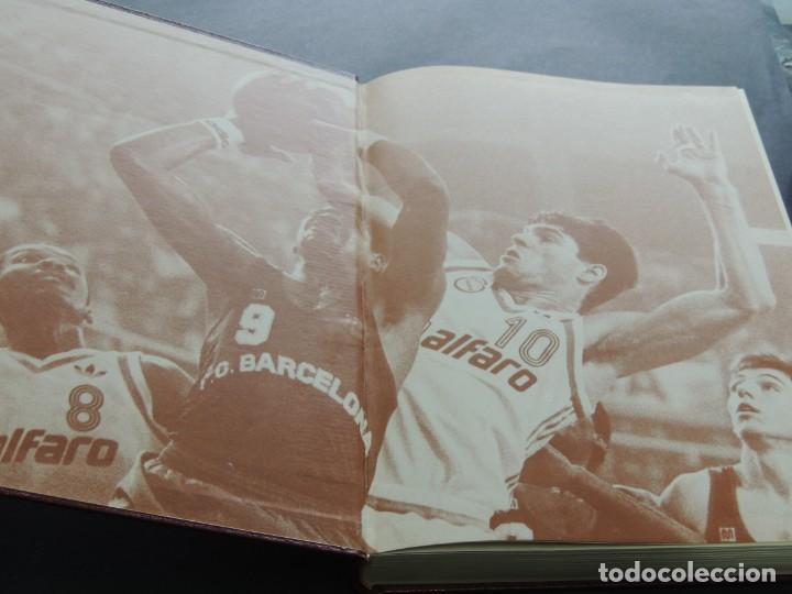 Coleccionismo deportivo: 70 AÑOS DE BASKET EN ESPAÑA.- JUSTO CONDE - Foto 3 - 221461557