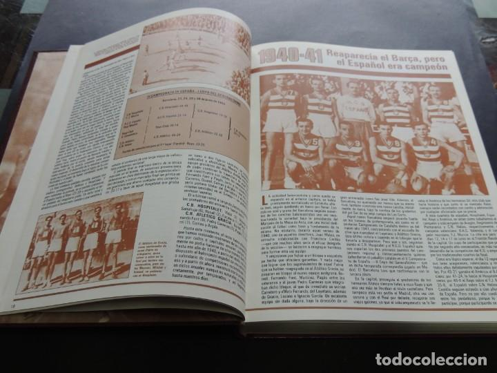Coleccionismo deportivo: 70 AÑOS DE BASKET EN ESPAÑA.- JUSTO CONDE - Foto 6 - 221461557