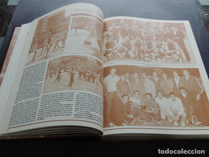 Coleccionismo deportivo: 70 AÑOS DE BASKET EN ESPAÑA.- JUSTO CONDE - Foto 8 - 221461557
