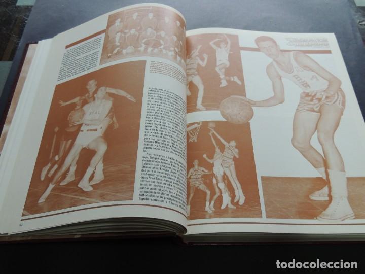 Coleccionismo deportivo: 70 AÑOS DE BASKET EN ESPAÑA.- JUSTO CONDE - Foto 9 - 221461557