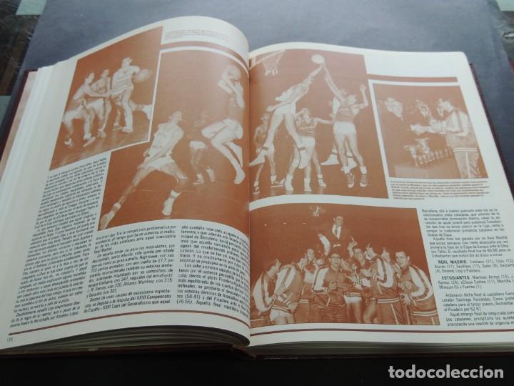 Coleccionismo deportivo: 70 AÑOS DE BASKET EN ESPAÑA.- JUSTO CONDE - Foto 10 - 221461557