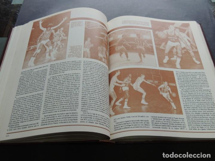 Coleccionismo deportivo: 70 AÑOS DE BASKET EN ESPAÑA.- JUSTO CONDE - Foto 11 - 221461557