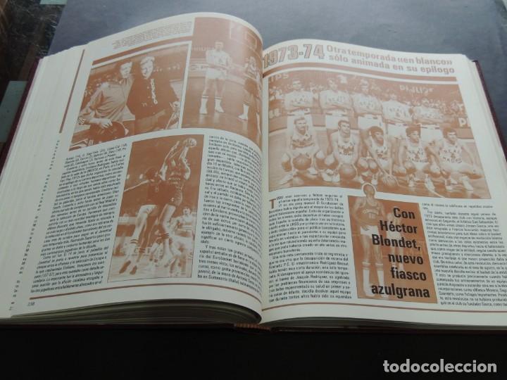 Coleccionismo deportivo: 70 AÑOS DE BASKET EN ESPAÑA.- JUSTO CONDE - Foto 12 - 221461557