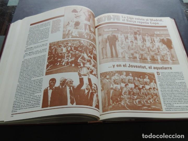 Coleccionismo deportivo: 70 AÑOS DE BASKET EN ESPAÑA.- JUSTO CONDE - Foto 13 - 221461557