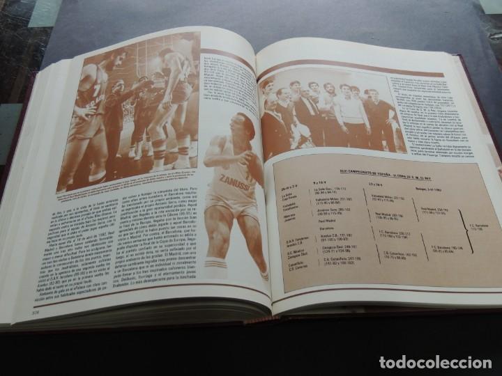 Coleccionismo deportivo: 70 AÑOS DE BASKET EN ESPAÑA.- JUSTO CONDE - Foto 14 - 221461557