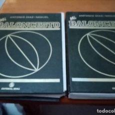 Coleccionismo deportivo: LOTE DE 31 FASCICULOS. MI BALONCESTO. ANTONIO DIAZ MIGUEL.. Lote 223386225