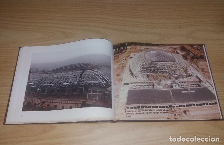 Coleccionismo deportivo: Libro. Palau Sant Jordi, versión en catalán. Barcelona 92. 1990, 104 pags - Foto 4 - 251262530