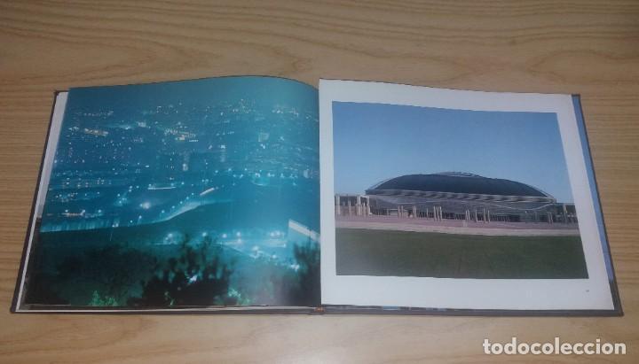 Coleccionismo deportivo: Libro. Palau Sant Jordi, versión en catalán. Barcelona 92. 1990, 104 pags - Foto 5 - 251262530