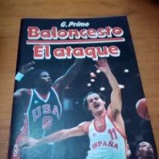 Coleccionismo deportivo: BALONCESTO. EL ATAQUE. G. PRIMO. EST21B1. Lote 226992025