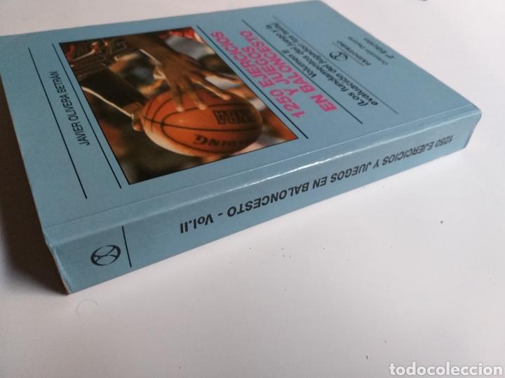Coleccionismo deportivo: 1250 ejercicios y juegos en baloncesto. Volumen II . Los fundamentos del juego y la evaluación del j - Foto 2 - 234902080
