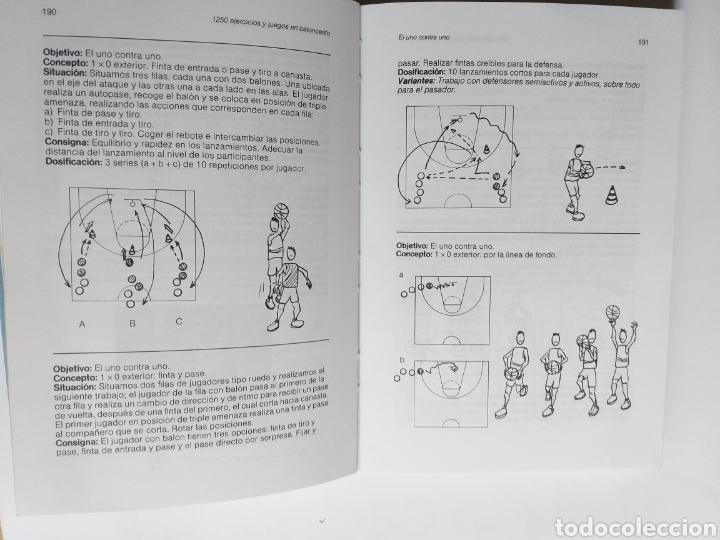 Coleccionismo deportivo: 1250 ejercicios y juegos en baloncesto. Volumen II . Los fundamentos del juego y la evaluación del j - Foto 7 - 234902080
