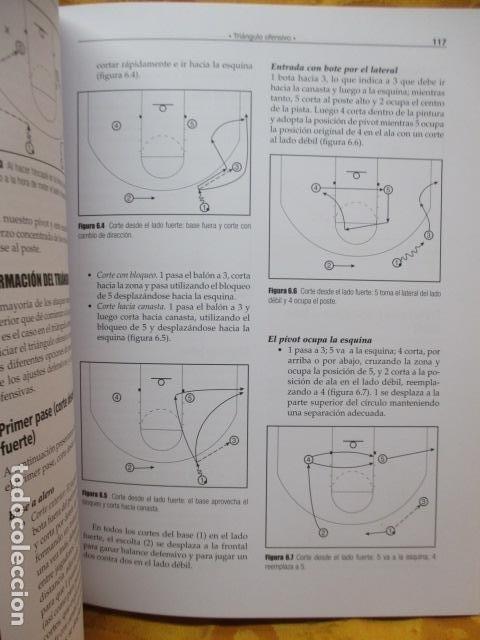 Coleccionismo deportivo: LIBRO DE JUGADAS DE LOS ENTRENADORES DE LA NBA - COMO NUEVO. - Foto 18 - 236247115