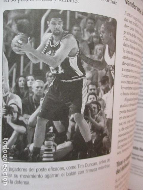 Coleccionismo deportivo: LIBRO DE JUGADAS DE LOS ENTRENADORES DE LA NBA - COMO NUEVO. - Foto 19 - 236247115