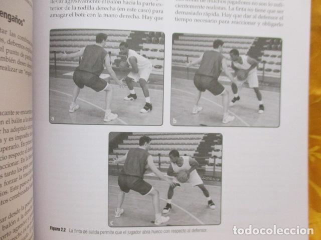 Coleccionismo deportivo: LIBRO DE JUGADAS DE LOS ENTRENADORES DE LA NBA - COMO NUEVO. - Foto 21 - 236247115
