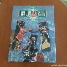 Coleccionismo deportivo: LIBRO JAM SESSION NBA. Lote 236339470