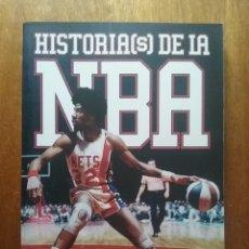 Coleccionismo deportivo: HISTORIAS DE LA NBA, JAVIER CORTIJO, BOOKLAND, T&B EDITORES, 2013, HISTORIA BALONCESTO. Lote 240027010