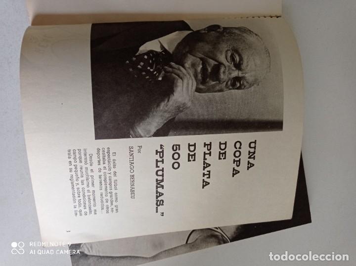 Coleccionismo deportivo: Antiguo libro De Baloncesto El Real Madrid gigante del baloncesto Español - Foto 3 - 243155935