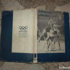 Coleccionismo deportivo: BALONCESTO AUTENTICO FERNANDO FONT FENOLL, 198 PAGINAS, 1963, TEXTO OFICIAL DE LA ESCUELA NACIONAL D. Lote 243563745
