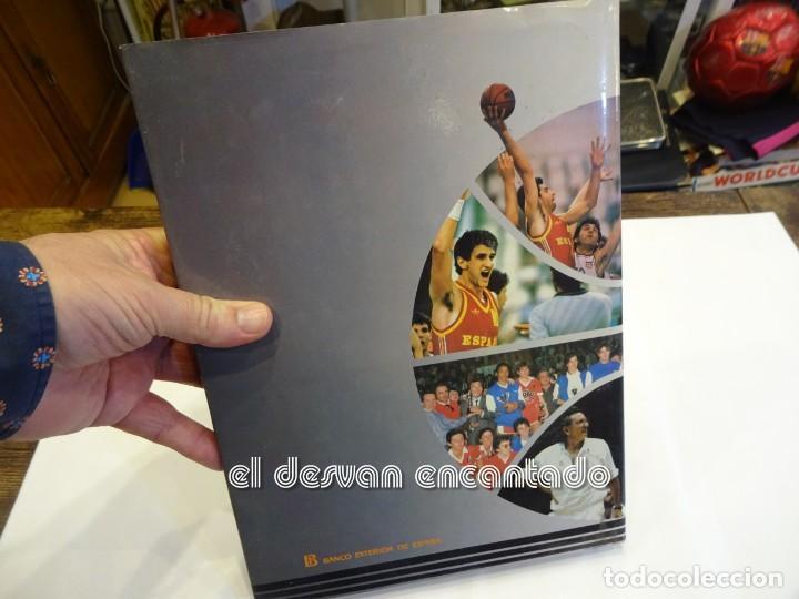 Coleccionismo deportivo: BALONCESTO ESPAÑOL 87. Libro del Año. Federación Española de Baloncesto - Foto 2 - 243877370