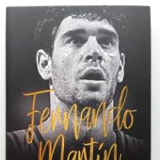 Coleccionismo deportivo: FERNANDO MARTÍN. INSTINTO GANADOR - J. BALMASEDA - EDICIONES JC, 1ª ED. 2019 - BALONCESTO, BASKET. Lote 251998365