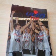 Coleccionismo deportivo: ULEB CUP 2005-06 - OFFICIAL MEDIA GUIDE. Lote 252783760