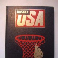 Colecionismo desportivo: BASKET USA -TOMO 1 HOBBY PRESS - FASCÍCULOS ENCUADERNADOS - AÑO 1986 - TAPA DURA. Lote 263132910
