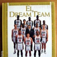 Coleccionismo deportivo: EL DREAM TEAM. LA LEYENDA DEL BALONCESTO AMERICANO. CHUCK DALY. Lote 276808953