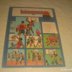 Coleccionismo deportivo: BASQUET N. 1 . ED. MOLINO . EN CATALA . TAPA DURA.. Lote 285766643