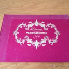 Libros: XIMENEZ. TAUROMAQUIA. 1796. E.D. COM. DE MADRID. MUY ILUSTRADO CON ESTUDIO DE NOTAS ADJUNTO.. Lote 47964199