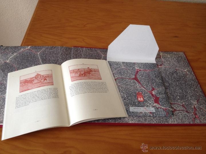 Libros: XIMENEZ. TAUROMAQUIA. 1796. E.D. COM. DE MADRID. MUY ILUSTRADO CON ESTUDIO DE NOTAS ADJUNTO. - Foto 4 - 47964199
