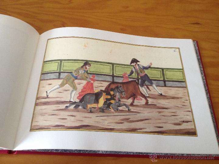 Libros: XIMENEZ. TAUROMAQUIA. 1796. E.D. COM. DE MADRID. MUY ILUSTRADO CON ESTUDIO DE NOTAS ADJUNTO. - Foto 9 - 47964199