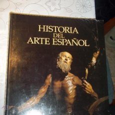 Libros: TOMO SEPTIMO HISTORIA DEL ARTE ESPAÑOL EL SIGLO DE ORO EL SENTIMIENTO BARROCO AÑO 2002. Lote 52543924