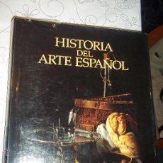 Libros: TOMO OCTAVO HISTORIA DEL ARTE ESPAÑOL EL SIGLO DE LAS LUCES ILUSTRADOS,NEOCLASICOS... AÑO 2002. Lote 52543988