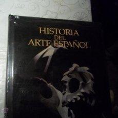 Libros: TOMO DECIMO HISTORIA DEL ARTE ESPAÑOL EL SIGLO DE LOS CREADORES VANGUARDIA,ALBA Y MILENIO AÑO 2002. Lote 52544168