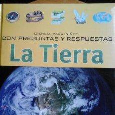 Libros: LA TIERRA. Lote 53641950