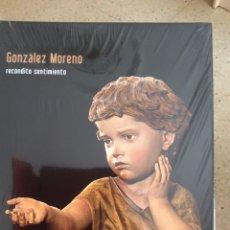 Libros: GONZÁLEZ MORENO RECÓNDITO SENTIMIENTO (MURCIA). Lote 70294582