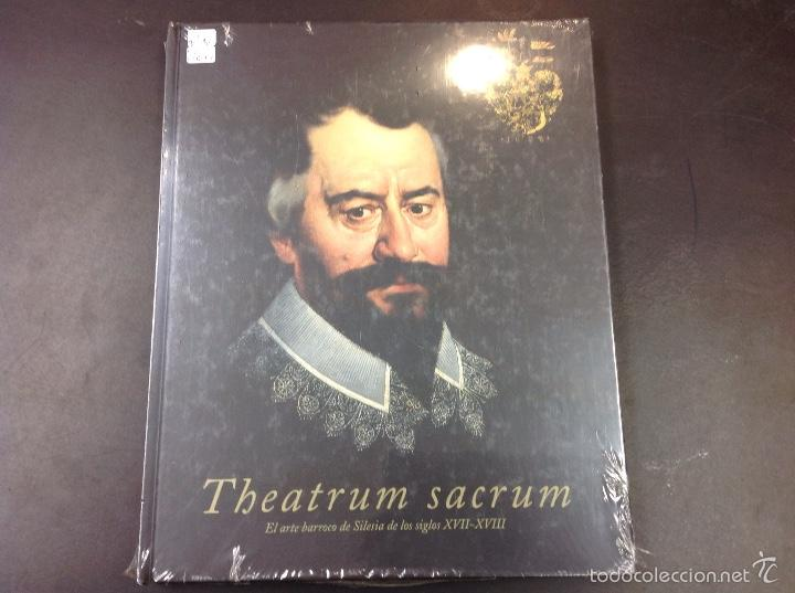THEATRUM SACRUM EL ARTE BARROCO DE LOS SIGLOS XVII-XVIII PRECINTADO (Libros Nuevos - Bellas Artes, ocio y coleccionismo - Otros)