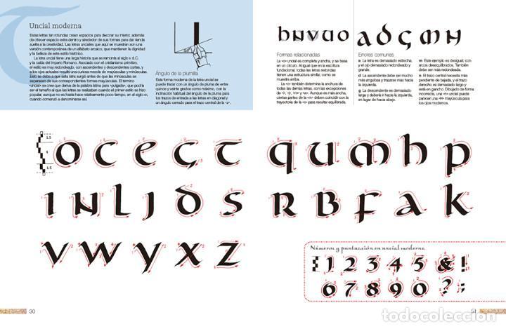Libros: Lettering decorado con técnicas tradicionales de caligrafía - Jan Pickett - Foto 3 - 68998441