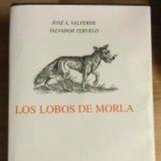 Libros: LIBRO DE CAZA. LOS LOBOS DE MORLA. Lote 174523344