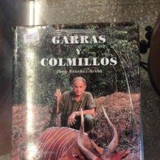 Libros: LIBRO DE CAZA.GARRAS Y COLMILLOS. Lote 71710839