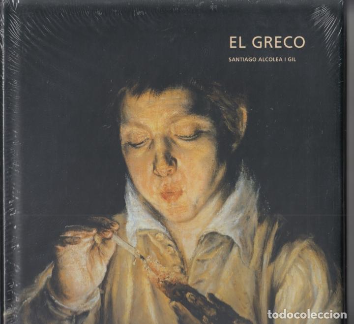 EL GRECO SANTIAGO ALCOLEA GIL ED POLÍGRAFA (2002) (1ª EDICIÓN) DOMÉNIKOS THEOTOKÓPOULOS PLATIFICADO (Libros Nuevos - Bellas Artes, ocio y coleccionismo - Otros)