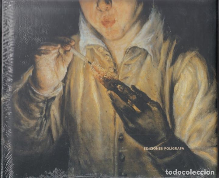 Libros: EL GRECO SANTIAGO ALCOLEA GIL ED POLÍGRAFA (2002) (1ª EDICIÓN) DOMÉNIKOS THEOTOKÓPOULOS PLATIFICADO - Foto 2 - 83016508